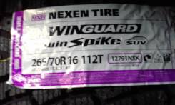 Nexen Winspike. Зимние, без шипов, 2016 год, без износа, 4 шт