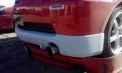 Обвес кузова аэродинамический. Toyota WiLL VS, ZZE127, ZZE128, NZE127, ZZE129 Двигатели: 1ZZFE, 2ZZGE, 1NZFE