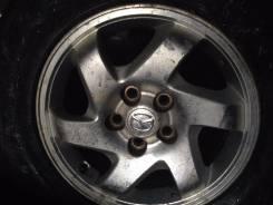 Mazda. 6.5x16, 5x114.30, ET38, ЦО 67,1мм.