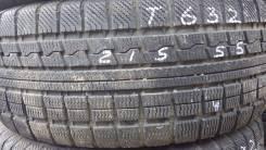 Toyo Winter Tranpath MK4. Зимние, без шипов, 2008 год, износ: 20%, 2 шт