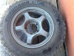 Продам комплект колес на литых дисках на Ниву Сузуки Эскудо Витара. 6.5x16 5x139.70 ET20 ЦО 108,0мм. Под заказ