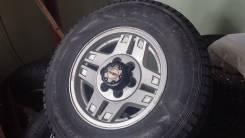 Продам 4 зимних колеса Dunlop. 6.0x16 6x114.30 ET0