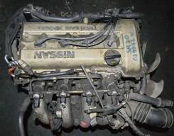 Двигатель в сборе. Nissan Silvia, S13 Двигатель SR20DE