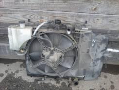 Радиатор охлаждения двигателя. Nissan Cube, BZ11 Двигатель CR14DE