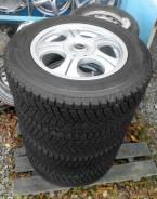 215/65R16 Bridgestone Blizzak DM-Z3 на универсальном литье-5x100;5x114
