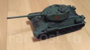 Радиоуправляемые танки.