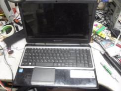 """Packard Bell EasyNote. 15.6"""", 1,7ГГц, ОЗУ 2048 Мб, диск 320 Гб, WiFi, Bluetooth, аккумулятор на 2 ч."""