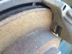 Тормозные диски под 190мм ручник - Subaru impreza WRX STI 2пот суппорт. Subaru Impreza WRX STI, GC8