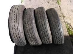 Bridgestone R600. Летние, 2005 год, износ: 5%, 4 шт