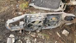 Радиатор охлаждения двигателя. Daihatsu Charade Social, G203S, G213S