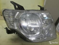 Фара. Mitsubishi Pajero, V83W, V93W, V88W, V97W, V98W, V87W, V80 Mitsubishi Montero