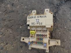 Блок предохранителей салона. Toyota Nadia, SXN10H, SXN10 Двигатель 3SFSE