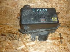 Корпус воздушного фильтра. Toyota RAV4, SXA11, SXA10, SXA16, SXA15 Двигатель 3SFE