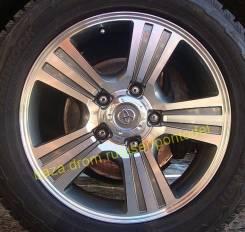 """Комплект колпаков для литых дисков Toyota Land Cruiser 100, 200. Диаметр Диаметр: 20"""", 1 шт."""