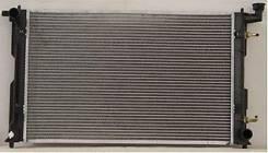 Радиатор охлаждения двигателя. Toyota Vista Ardeo, SV50, SV55, ZZV50, AZV50, AZV55 Toyota Vista, SV50, AZV55, ZZV50, AZV50, SV55 Двигатели: 3SFE, 1AZF...