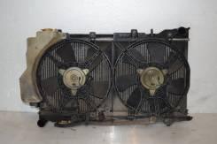 Радиатор охлаждения двигателя. Subaru Forester, SF5 Двигатели: EJ20J, EJ205, EJ20G