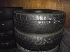 Dunlop SP LT. Зимние, 2009 год, износ: 30%, 1 шт