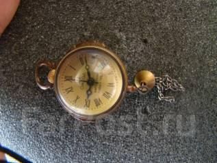Механические часы кулон Omega. Копия