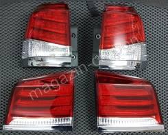 Стоп-сигнал. Lexus LX570, SUV, URJ201, URJ201W Двигатель 3URFE