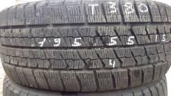 Goodyear Ice Navi Zea II. Зимние, без шипов, 2011 год, износ: 10%, 4 шт