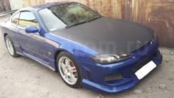 Обвес кузова аэродинамический. Nissan Silvia, S15 Двигатели: SR20DET, SR20DE
