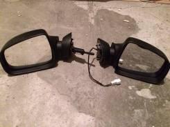 Зеркало заднего вида боковое. Renault Sandero Renault Duster Nissan Terrano