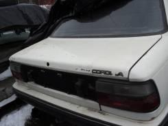 Крышка багажника. Toyota Corolla, EE90
