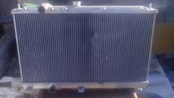 Радиатор охлаждения двигателя. Mitsubishi Lancer Evolution Двигатель 4G63