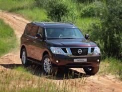 Стекло лобовое. Nissan Patrol, Y62 Двигатель VK56VD