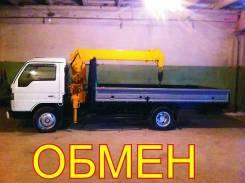Mazda Titan. Продается манипулятор Обмен в Сургуте, 3 455 куб. см., 4 000 кг., 8 м.