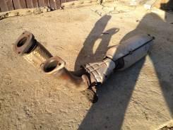 Приемная часть глушителя от honda integra dc5 type r. Honda Integra, DC5 Двигатель K20A