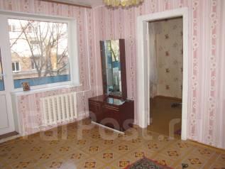 2-комнатная, шоссе Владивостокское 24в. Сах.поселок, частное лицо, 44 кв.м.