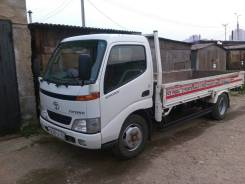 Toyota Toyoace. Toyota toyoace, 3 660 куб. см., 3 000 кг.