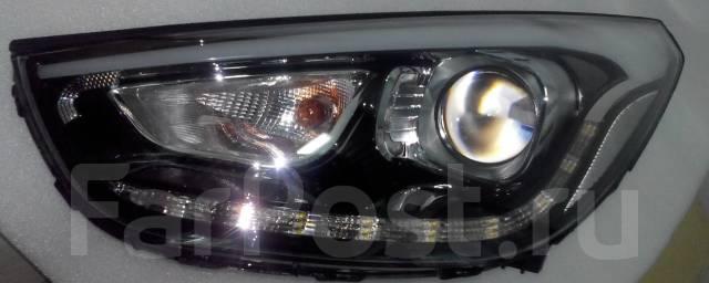 Фара. Hyundai ix35 Hyundai Tucson
