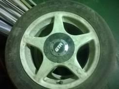 Продам комплект колес. 5.5x14 4x100.00 ЦО 40,0мм.