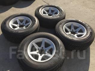 265/70 R16 Nexen Winduard SUV литые диски 6х139.7 (L7-18). 8.0x16 6x139.70 ET0