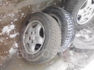 Продаю шины на литье. x15