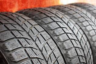Bridgestone Blizzak LM-60. Зимние, шипованные, износ: 10%, 4 шт
