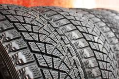 Bridgestone Blizzak DM-Z3. Зимние, шипованные, износ: 10%, 4 шт