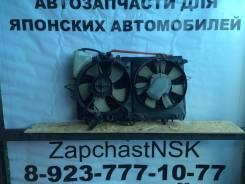 Радиатор охлаждения двигателя. Toyota Corsa, EL51