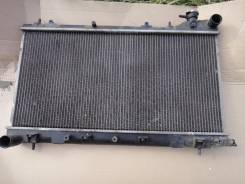 Радиатор охлаждения двигателя. Subaru Forester, SG5, SG Двигатели: EJ202, EJ20