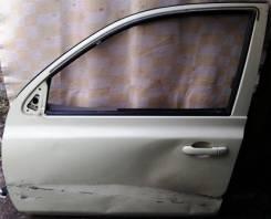 Дверь боковая. Nissan March, AK12