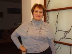 Администратор-кассир. Высшее образование, опыт работы 12 лет