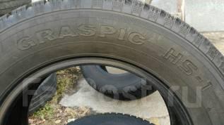 Dunlop Graspic HS-3. Зимние, 2015 год, износ: 5%, 1 шт