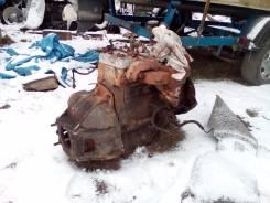 Двигатель. ГАЗ 69