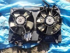 Радиатор охлаждения двигателя. Toyota Kluger V, MCU25, MCU25W Двигатель 1MZFE