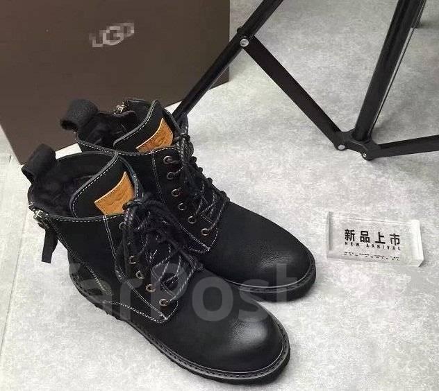 0573d6e3d9e5a3 Стильные зимние ботинки фирмы UGG-Натуральные - Обувь во Владивостоке