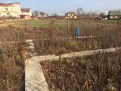 Участок с фундаментом п. Новый ул. Набережная. 1 000 кв.м., собственность, электричество, вода, от агентства недвижимости (посредник)