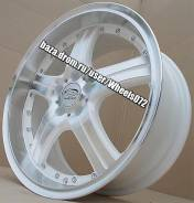 Sakura Wheels R296. 7.5x17, 5x100.00, ET40