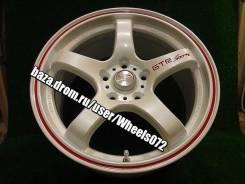 Sakura Wheels 391A. 7.5x17, 5x100.00, ET42